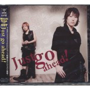 Just Go Ahead [CD+DVD] (Japan)