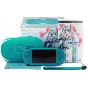Hatsune Miku: Project Diva 2nd Pack (PSP-3000 Bundle) (Japan)