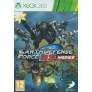 Earth Defense Force 2025 (Europe)