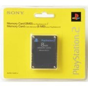 Memory Card 8MB (Black) (Asia)
