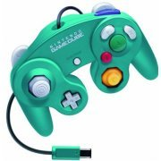 Game Cube Controller (Emerald Blue) (Japan)