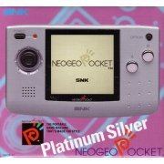 NeoGeo Pocket - Silver Platinum