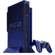 PlayStation2 Console Midnight Blue BB Pack [SCPH-50000MBNH] (Japan)
