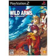 Wild Arms: The 4th Detonator (Japan)