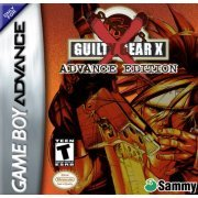 Guilty Gear X: Advance Edition (US)