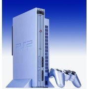 PlayStation2 Console Aqua Blue (SCPH-50005 AQ/N) (Korea)