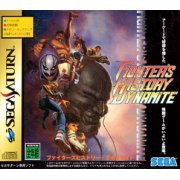 Fighter's History Dynamite (w/ 1MB RAM Cart) (Japan)