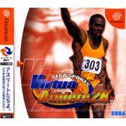 Virtua Athlete 2K (Japan)