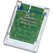 Memory Card 8MB (Crystal) (Asia)