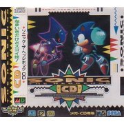 Sonic the Hedgehog CD preowned (Japan)