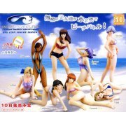 Dead or Alive Xtreme Beach Volleyball One Coin Figure Series