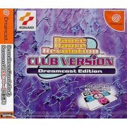 Dance Dance Revolution Club Version Dreamcast Edition  preowned (Japan)