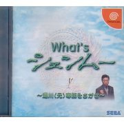 What's Shenmue  preowned (Japan)