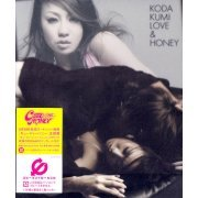 Love & Honey [CD+DVD] (Japan)
