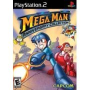 Mega Man Anniversary Collection (US)