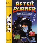 After Burner Complete preowned (Japan)