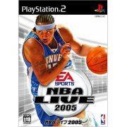 NBA Live 2005 (Japan)