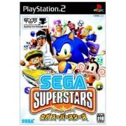 Sega SuperStars for EyeToy (w/ EyeToy) (Japan)