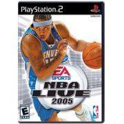 NBA Live 2005 (Korea)