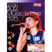 Gigi 903 Music Is Live Karaoke  dts (Hong Kong)
