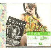 Hands [CD+DVD] (Japan)