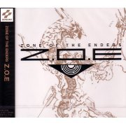 Z.O.E. - Zone of the Enders Original Soundtrack (Japan)