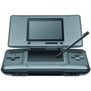 Nintendo DS (Graphite Black) - 110V