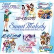 Sweet Melody - Girls Song Collection Vol.2 (Japan)