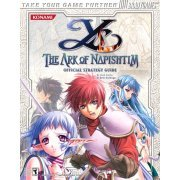 BradyGames Ys: The Ark of Napishtim Official Strategy Guide (US)