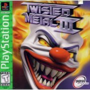 Twisted Metal III (Greatest Hits) (US)