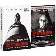 Dr. Strangelove: or How I Stopped Worrying And Love The Bomb (40th Anniversary Special Edition)  dts (Japan)