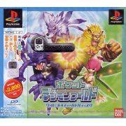 Pocket Digimon World: Cool & Nature Battle Disc (Japan)