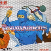 Ninja Warriors (Japan)