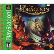 The Legend of Dragoon (Greatest Hits) (US)