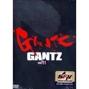 Gantz Vol.11 (Japan)