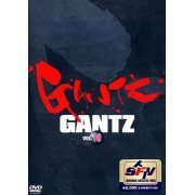 Gantz Vol.10 (Japan)