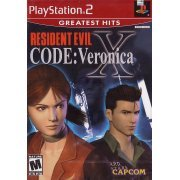 Resident Evil Code: Veronica X (Greatest Hits) (US)