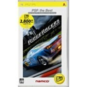Ridge Racers (PSP the Best) (Japan)