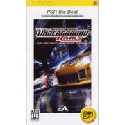 Need for Speed Underground Rivals (PSP the Best) (Japan)