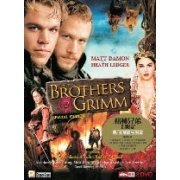 The Brothers Grimm [Special 2-Disc Set]  dts (Hong Kong)