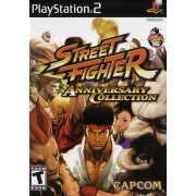 Street Fighter Anniversary Collection (US)