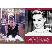 Audrey Hepburn Elegant Pack: Roman Holiday + Breakfast at Tiffany's [Limited Pressing] (Japan)