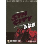 Sin City [The Ultimate 3-DVD Boxset] dts-es (Hong Kong)