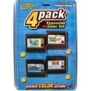 NeoGeo Pocket 4 Pack Expansion Game Set - Pack B (US)