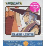 Maxi Single Drama CD - Tales of Phantasia Vol.3 Klarth F. Lester Hen (Japan)