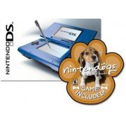 Nintendo DS (Nintendogs Best Friends Electric Blue Bundle) - 110V (US)