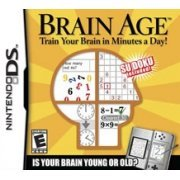 Brain Age: Train Your Brain in Minutes a Day (US)