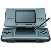 Nintendo DS (Graphite Black) - 220V (Asia)