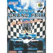 Human Grand Prix: The New Generation (Japan)
