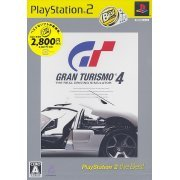 Gran Turismo 4 (PlayStation2 the Best) (Japan)